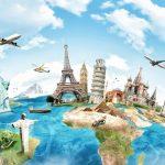 Ягья для путешествий по миру
