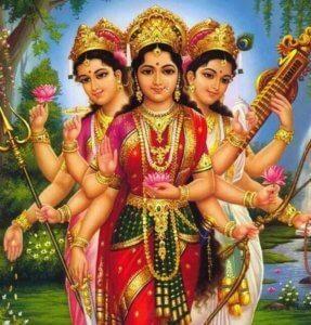 Ягья Божественной Матери на Шардия Наваратри
